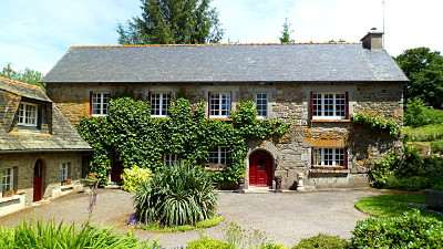 Gite Holidays In Brittany France Home Page Gites Self Catering Cottages